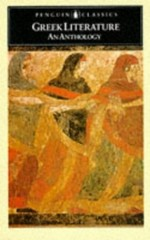 Greek Literature: 2an Anthology: Translations from Greek Prose and Poetry