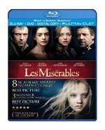 Les Miserables [2 Discs] [Includes Digital Copy] [Blu-ray/DVD]