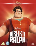 Wreck-It Ralph (2013) (Limited Edition Artwork Sleeve) [Blu-Ray] [Region Free]