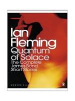 Quantum of Solace (B format): The complete James Bond short stories