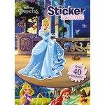 Disney Princess Sticker Scenes