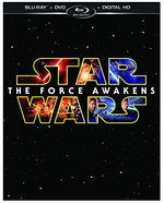 Star Wars: The Force Awakens [Includes Digital Copy] [Blu-ray/DVD]