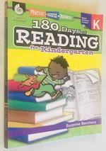 180 Days of Reading: Grade K-Daily Reading Workbook for Classroom and Home, Sight Word and Phonics Practice, Kindergarten School Level Activities Created By Teachers to Master Challenging Concepts