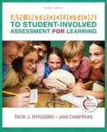 An Introduction to Student-Involved Assessment for Learning (6th Edition)