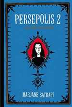 Persepolis 2: the Story of a Return (Pantheon Graphic Library)