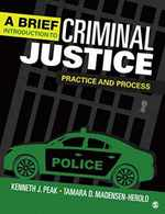 A Brief Introduction to Criminal Justice: Practice and Process