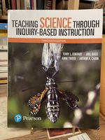 Teaching Science Through Inquiry-Based Instruction (Thirteenth Edition