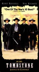 Tombstone [Vhs]