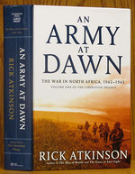 An Army at Dawn: the War in North Africa, 1942-1943 Volume One Ofti Th the Liberation Trilogy (Large Print)