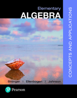 Elementary Algebra: Concepts and Applications, 10th Edition