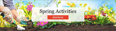 spring activities guide