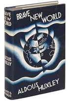 Antiquarian books and antique editions of Brave New World, by Aldous Huxley