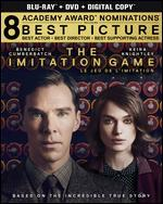 Imitation Game [Blu-ray/DVD]
