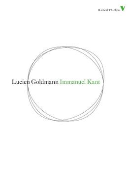 Immanuel Kant - Goldmann, Lucien