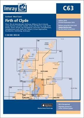 Imray Chart C63: Firth of Clyde - Imray