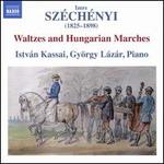 Imre Széchényi: Waltzes and Hungarian Marches