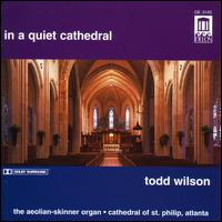 In a Quiet Cathedral - Todd Wilson (organ)