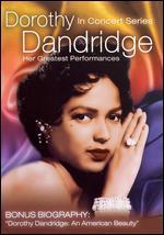 In Concert Series: Dorothy Dandridge -