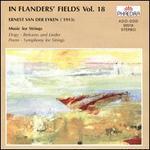 In Flanders' Fields, Vol. 18: Music for Strings