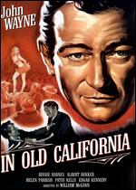 In Old California - William McGann