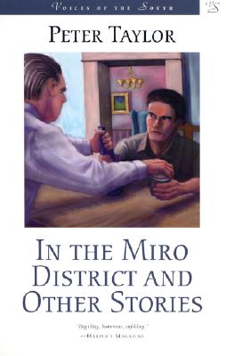 In the Miro District and Other Stories - Taylor, Peter