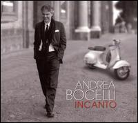 Incanto [CD/DVD] - Andrea Bocelli