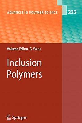 Inclusion Polymers - Wenz, Gerhard (Editor)