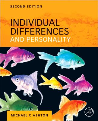 Individual Differences and Personality - Ashton, Michael C