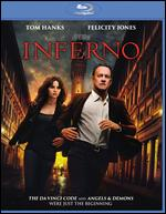 Inferno [Includes Digital Copy] [Blu-ray] - Ron Howard