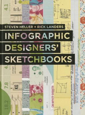 Infographics Designers Sketchbooks - Heller, Steven