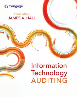 Information Technology Auditing - Hall, James