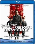Inglourious Basterds [2 Discs] [Blu-ray/DVD]