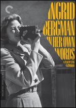 Ingrid Bergman in Her Own Words [Criterion Collection]