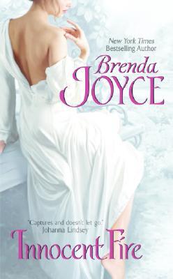 Innocent Fire - Joyce, Brenda, and Sherry Robb Literary Prop