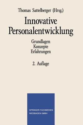 Innovative Personalentwicklung - Sattelberger, Thomas (Editor)