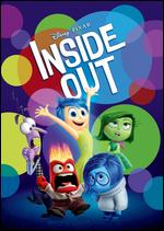 Inside Out [3D] [Includes Digital Copy] [Blu-ray/DVD] - Pete Docter