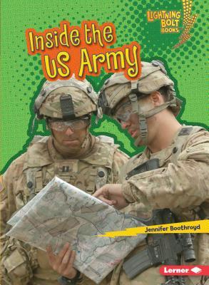 Inside the US Army - Boothroyd, Jennifer