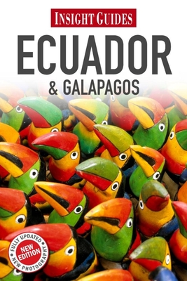 Insight Guides Ecuador & Galapagos - Insight Guides