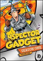 Inspector Gadget: Season 1, Vol. 1 [3 Discs]