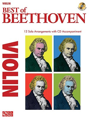 Instrumental Play-Along: The Best of Beethoven - Violin -