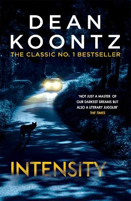 Intensity - Koontz, Dean