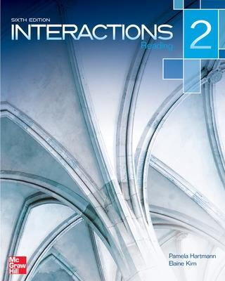 Interactions Level 2 Reading Student Book - Hartmann, Pamela, and Kirn, Elaine