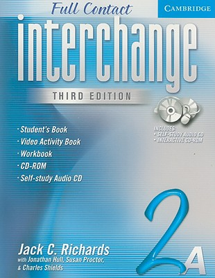 Interchange Full Contact Student's Book 2A - Richards, Jack C, Professor