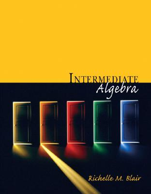 Intermediate Algebra - Blair, Richelle M