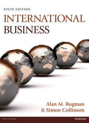 International Business - Rugman, Alan M., and Collinson, Simon