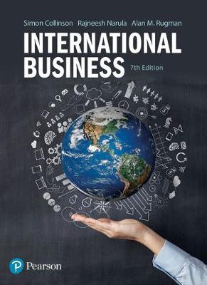 International Business - Collinson, Simon, and Narula, Rajneesh, and Rugman, Alan M.