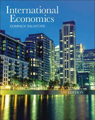 International Economics - Salvatore, Dominick