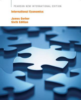 International Economics - Gerber, James