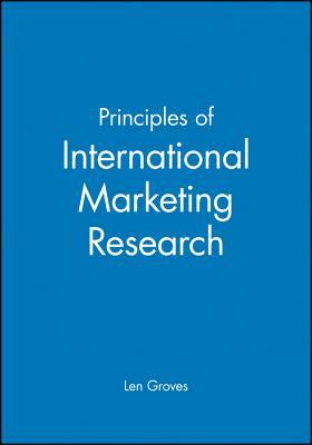 International Marketing - Groves, Len