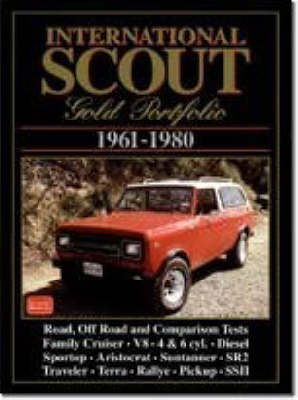 International Scout, 1961-1980 Gold Portfolio - Clarke, R M